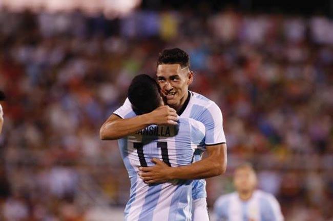 U22 Việt Nam – U20 Argentina: Thách thức đẳng cấp cao - 1