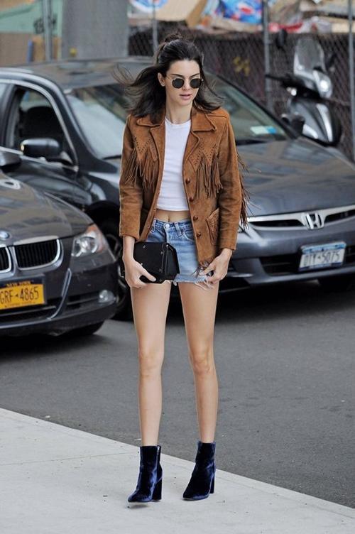 Mùa của short jeans tới rồi, chắc gì bạn đã biết cách mặc? - 15