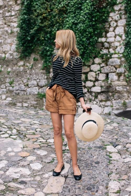 Mùa của short jeans tới rồi, chắc gì bạn đã biết cách mặc? - 13
