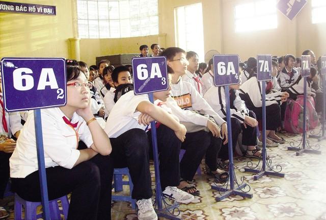 """Tuyển sinh lớp 6 tại Hà Nội: Tiếp tục """"nóng"""" vì những tiêu chí phụ - 1"""
