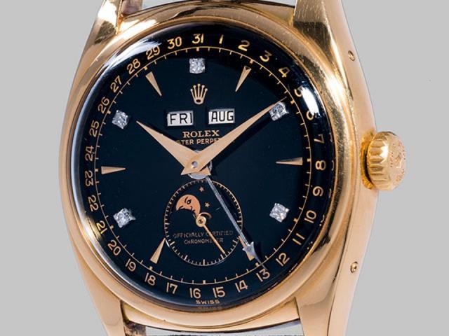 Cận cảnh đồng hồ huyền thoại 5 triệu USD của vua Bảo Đại - 9