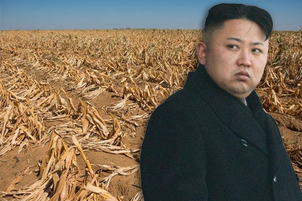 """Triều Tiên thề vượt qua """"100 nạn đói"""" bất chấp cấm vận - 1"""