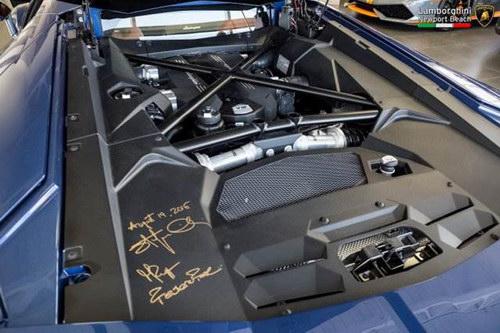 Lamborghini Aventador đẹp nhất hiện nay giá 11,4 tỷ đồng - 2