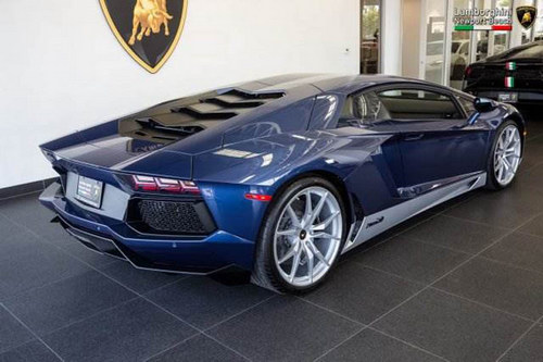 Lamborghini Aventador đẹp nhất hiện nay giá 11,4 tỷ đồng - 4