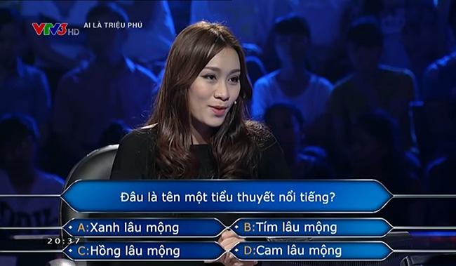"""Sao Việt lắm tài năng """"đối đầu"""" Lại Văn Sâm trong Ai là triệu phú - 4"""