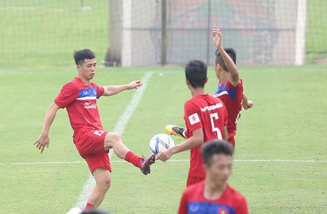 Chi tiết U22 Việt Nam - U20 Argentina: Pha cứu bóng may mắn (KT) - 8
