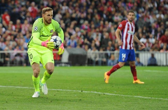 Chuyển nhượng MU: Thay De Gea bằng thủ thành Atletico - 1