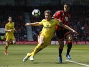 Bournemouth - Burnley: Niềm vui ngắn chẳng tày gang