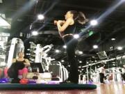 """Làm đẹp - Mướt mắt trước hình ảnh tập gym của """"chị vợ"""" Sơn Tùng"""