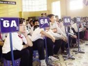 """Giáo dục - du học - Tuyển sinh lớp 6 tại Hà Nội: Tiếp tục """"nóng"""" vì những tiêu chí phụ"""