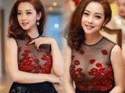 Thời trang - Sau mốt không nội y, Jennifer Phạm tiếp tục mặc hút mắt