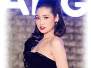 """Thời trang - """"Bạn gái Noo Phước Thịnh"""" lộ vai trần, đẹp át hoa hậu"""