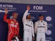 """Thể thao - Đua xe F1, Spanish GP: """"Viên ngọc đen"""" & 51 phần nghìn giây"""