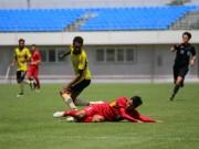 Bóng đá - U20 Việt Nam-U20 Vanuatu: Cọ xát nảy lửa trước World Cup