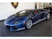 Lamborghini Aventador đẹp nhất hiện nay giá 11,4 tỷ đồng