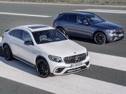"""Tư vấn - """"Siêu SUV"""" Mercedes GLC63 và GLC63 Coupe 2018"""