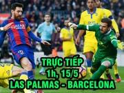 Bóng đá - Chi tiết Las Palmas – Barcelona: 4 cú đấm hiểm ác (KT)