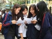 Giáo dục - du học - Công bố trọn bộ đề thi thử nghiệm THPT quốc gia 2017
