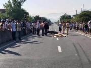 Tin tức trong ngày - Phó chủ tịch HĐND xã tử nạn khi băng qua đường