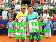 Chi tiết Nadal - Thiem: Thừa thắng xông lên (KT)