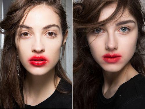 """Rùng mình với những kiểu make up """"doạ ma"""" trên thế giới - 1"""