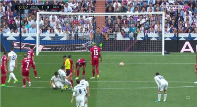 Chi tiết Real Madrid - Sevilla: Đại tiệc tại Bernabeu (KT) - 3