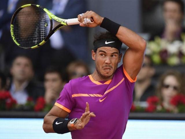 Lập hattrick, Nadal san bằng siêu kỉ lục của Djokovic - 3