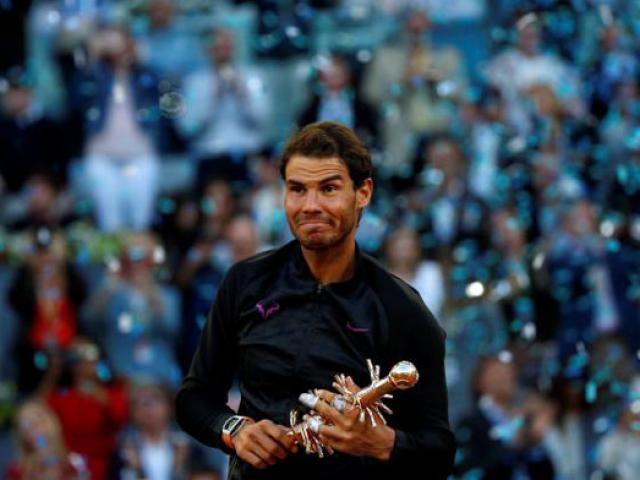 Nadal – Thiem: Nghẹt thở giật cúp (Chung kết Madrid Open) - 2