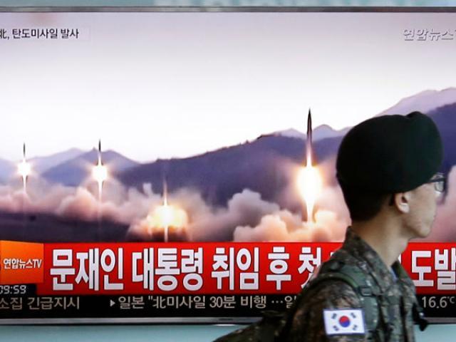 Triều Tiên tuyên bố tên lửa vừa bắn mang được hạt nhân