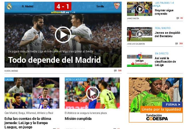 """Báo chí bái phục Ronaldo: """"Quái vật"""" vòng cấm đáng sợ nhất"""