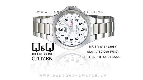 Đăng Quang Watch phân phối đồng hồ giá rẻ Q&Q Citizen tại Việt Nam - 2