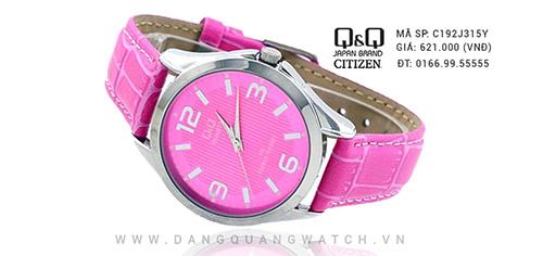 Đăng Quang Watch phân phối đồng hồ giá rẻ Q&Q Citizen tại Việt Nam - 4