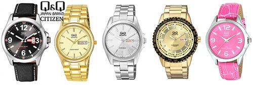 Đăng Quang Watch phân phối đồng hồ giá rẻ Q&Q Citizen tại Việt Nam - 1