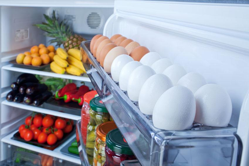 Lý do bạn tuyệt đối không nên để trứng ở cánh tủ lạnh - 1