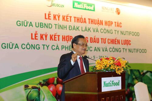NutiFood đầu tư hơn 1000 tỷ làm nông nghiệp công nghệ cao - 1