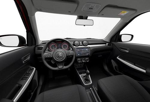 Suzuki Swift 2017 có giá chính thức 321 triệu đồng - 2