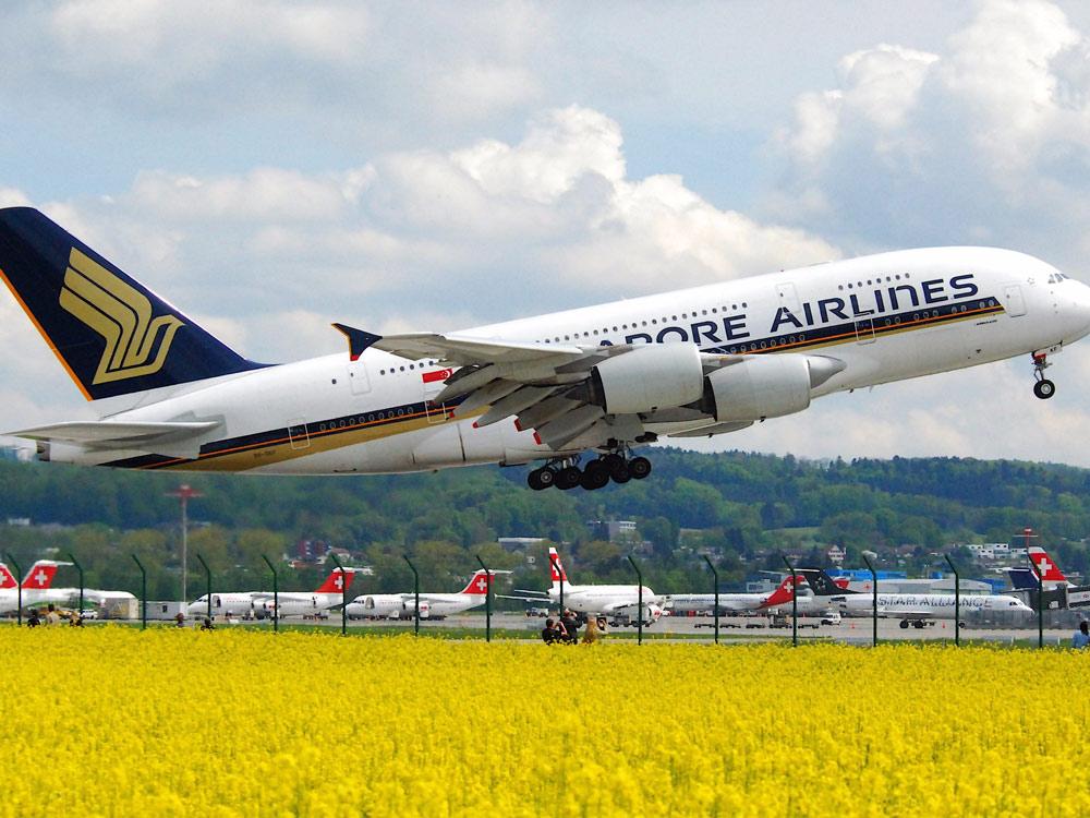 """""""Choáng"""" với khoang VIP có giá 372 triệu/vé của hãng hàng không Singapore Airlines - 1"""