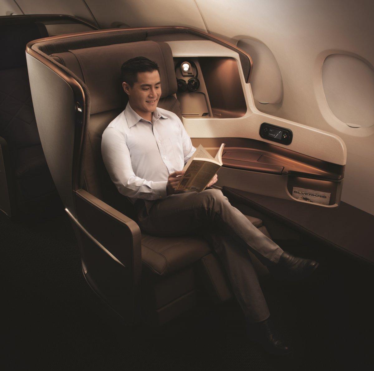 """""""Choáng"""" với khoang VIP có giá 372 triệu/vé của hãng hàng không Singapore Airlines - 5"""