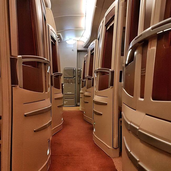 """""""Choáng"""" với khoang VIP có giá 372 triệu/vé của hãng hàng không Singapore Airlines - 7"""