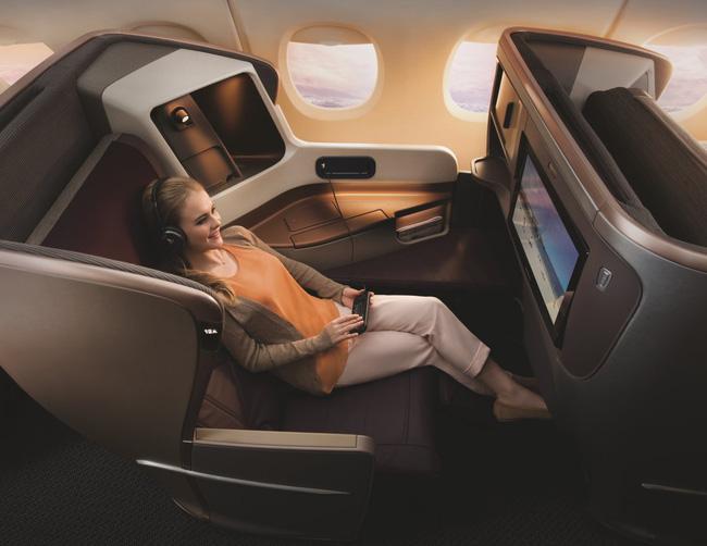 """""""Choáng"""" với khoang VIP có giá 372 triệu/vé của hãng hàng không Singapore Airlines - 15"""