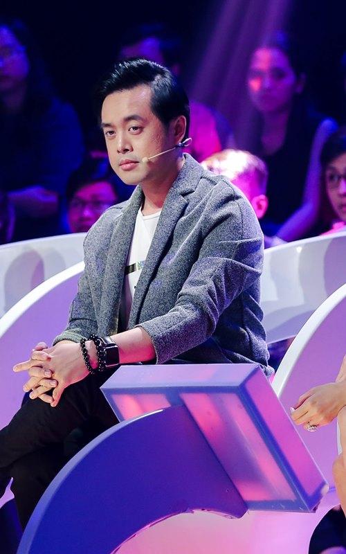 """Dương Khắc Linh bức xúc khi show thực tế """"làm trò"""" với thí sinh - 4"""