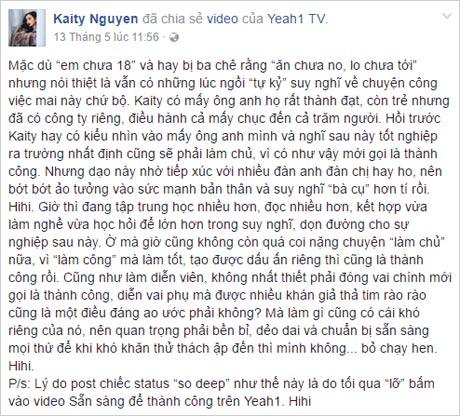 """Nhiếp ảnh gia hot boy Thiên Minh gặp ý kiến trái chiều với Kaity """"Em chưa 18"""" - 3"""