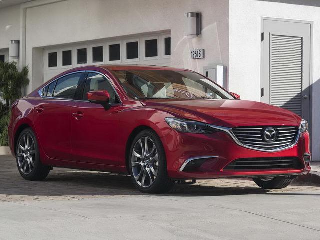 Mazda6 và BT-50 tại Việt Nam đang giảm giá
