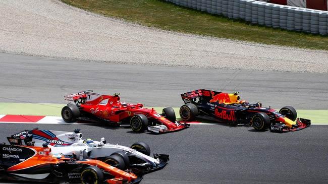 Đua xe F1, Spanish GP: Mở màn đau tim, kết thúc vỡ tim - 1