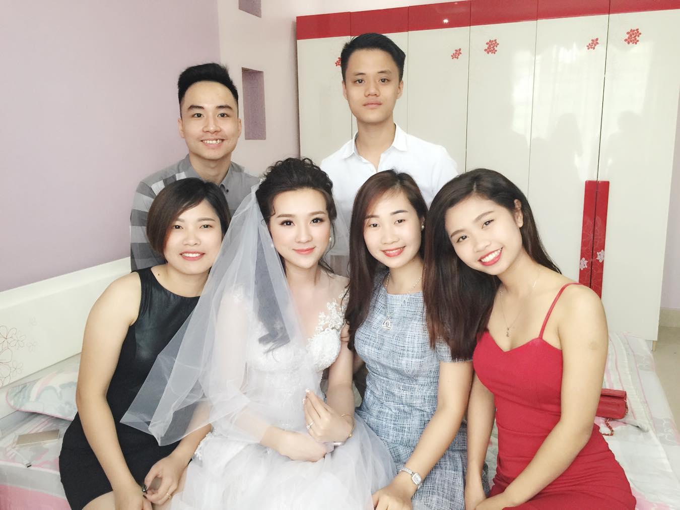Xôn xao đám cưới Miss Teen Quỳnh Nga xuất hiện dàn siêu xe tiền tỷ - 5