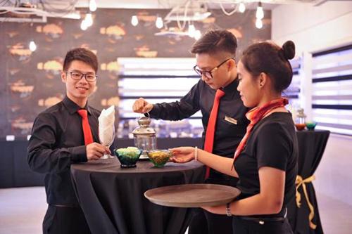 Hội thảo: Học và thực tập có lương sau 6 tháng học tại SHRM Singapore - 2