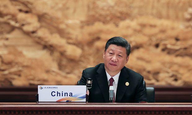 """Chủ tịch TQ nói thế giới phải đoàn kết như """"đàn ngỗng"""" - 1"""