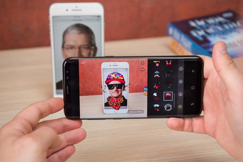 So sánh ảnh chụp từ camera Galaxy S8+ với iPhone 7 Plus - 1