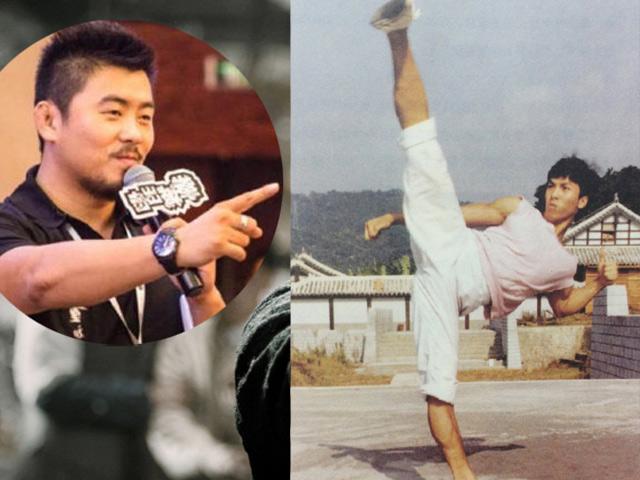 Người được võ sĩ MMA Từ Hiểu Đông kính nể hóa ra lại thế này