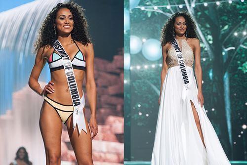 Ngắm nhan sắc lạ đầy hấp dẫn của tân hoa hậu Mỹ 2017 - 1